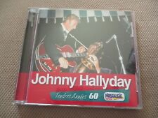 "CD ""JOHNNY HALLYDAY - TENDRES ANNEES 60"" 15 titres"