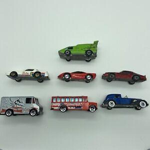Vintage Hot Wheels 1980's Car, Truck, And Van Lot Various Models