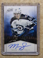 11-12 Panini Prime Signatures #40 Autographs MARK SCHEIFELE Rookie RC /99