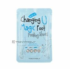 Tonymoly Changing U Magic Foot Peeling Shoes (17g x 2ea) [USA SELLER]