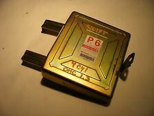 1994 Suzuki Swift P6 ECU ECM Engine Control Unit Computer 33920-66E60 1.3 4 cyl