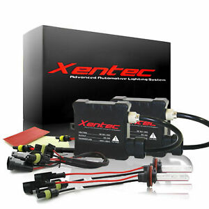 Xenon Lights H13 9008 HID Kit Plug&Play 6000K Xeno White Car & Truck Headlight
