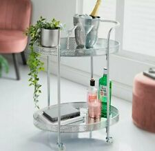 New Silver Gin Lightweight cocktails Drinks trolley