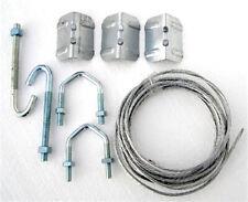 Complete Professional TV Aerial Chimney Bracket Lashing Repair Kit FAST POSTAGE!