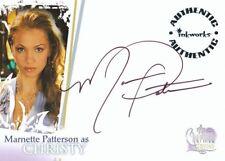 Inkworks Charmed: Destiny #A-11 Marnette Patterson as Christy Auto/Autograph
