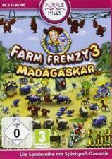 FARM FRENZY 3 MADAGASKAR DEUTSCH Sehr Guter Zustand