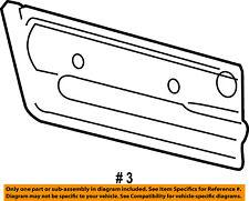 Lincoln FORD OEM 07-14 Navigator Exterior-Rear-Cladding Left 7L7Z7825557AJ