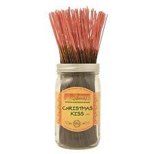 Wildberry CHRISTMAS KISS Incense 30 sticks FREE SHIPPING! Pine Cinnamon Citrus