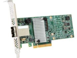 LSI 03-25528-07A Logic MegaRAID 9380-8e SAS Controller