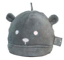 Gorra de niño gris