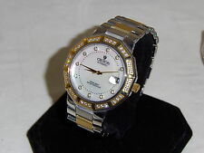 Unisex Croton Automatic Watch Swiss Movement Sapphire Crystal Water Resistant