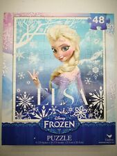 Disney Frozen Jigsaw Puzzle Elsa Princess 48 Piece