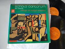 LP Ethno Schola Cantorum De Caracas - Antologia 2LP (26 Song) FUNDA' MITO JUAN
