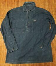 Vintage polo sport ralph lauren pullover denim shirt