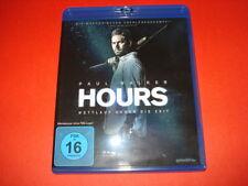 Paul Walker HOURS Blu Ray Wettlau gegen die Zeit RAR OOP