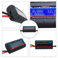 Digital Watt Meter Monitor Voltage Amp Draw For Fridge Solar AGM Battery 150A