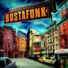Bustafunk Bustafunk CD - BRAND NEW AND SEALED