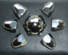 LUCAS ALTETTE HEX domes USE with FLAT ALLOY Disc Lucas Nuts