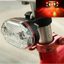9 LED Cycling Light Rear Tail light Bright Bicycle Bike Lamp Colorful Waterpoof