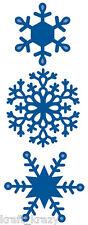 MARIANNE DESIGN CREATABLES DIE CUT EMBOSSING STENCIL CHRISTMAS SNOWFLAKES LR0125