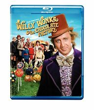 Willy Wonka and the Chocolate Factory ~ BRAND NEW BLU-RAY