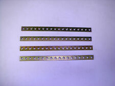 "Slide Rails (two pairs) New 7/16 X 3 1/2"" Long"