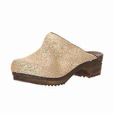 SANITA scarpa donna woman shoes beige EU 37 - 851 G66