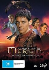 The Adventures of Merlin | Complete Collection - DVD Region 4