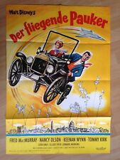 Filmposter * Kinoplakat * A1 * Der fliegende Pauker * WA 70er Jahre * +Texttafel