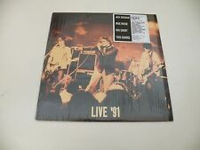 Jack Grisham/Mike Roche/Ron Emory/Todd Barnes - LIVE '91 - LP 1991 MADE IN U.S.A