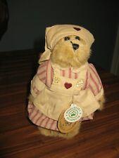 Boyds Bears Bailey Bear The Nurse 1998 - 8 Inch - Jointed Legs #9199