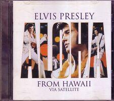 ELVIS Aloha From Hawaii Via Satellite CD Classic 60s Rock BURNING LOVE WEDDING