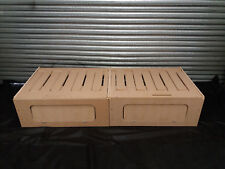 6ft 3in Sliding Camper Motorhome Self Build Double Bed Seat Storage Rock Roll