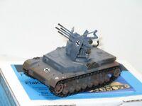 SOLIDO, Char allemand panzerflak flakvierling, militaire gaso line
