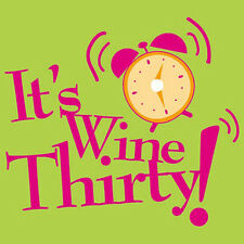 IT'S WINE THIRTY SMALL NAPKINS (30) ~ Adult Birthday Party Supplies Serviettes