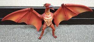 "S.H.MonsterArts Fire Rodan From Godzilla vs Mechagodzilla Figure 2012 Radon 5"""