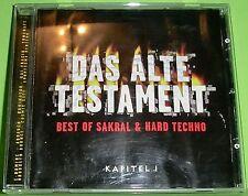 Das Alte Testament - Best of Sakral & Hard Techno - Kapitel 1 (CD)