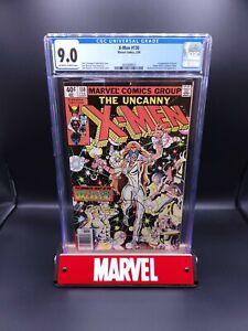 X-Men #130 CGC 9.0 - 1st Appearance of Dazzler - NEWSSTAND