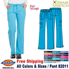 Dickies 86106 Pantaloni da donna a vita naturale