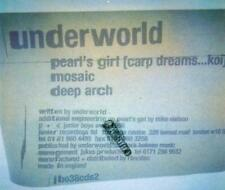 Underworld - Pearl's Girl (3 trk CD2)