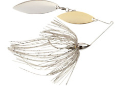 War Eagle Double Willow Nickle Frame Spinnerbaits Mouse WE38NW04