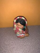 "1994 Enesco Corp. Designed By Karen Hahn 115649 ""Wrapped In Love�"