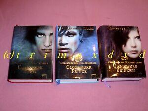 Chroniken der Schattenjäger 1-3 _ Cassandra Clare _ Gebundene Ausgaben
