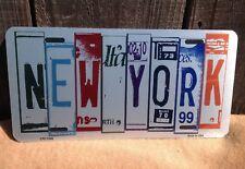 New York License Plate Art Wholesale Novelty Bar Wall Decor