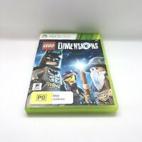 Lego Dimensions Xbox 360 Game Pal Kids Games Like New Aus Seller Free Postage