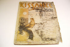 1914 Kissamee Indian Two Step or Novelty One Step Antique Sheet Music