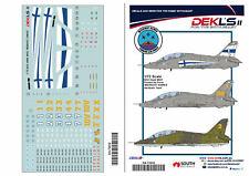 1/72 Decals - Finnish Aerobatic Team - 'Midnight Hawks' - DEKL's II
