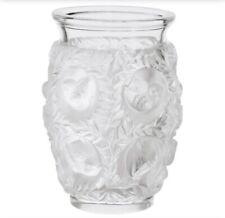 Lalique Bagatelle Vase New In Box
