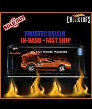 HWC RLC Special Edition 1971 De Tomaso Mangusta *IN-HAND Hot Wheels Club