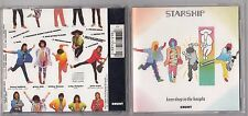 Starship - Knee Deep in the Hoopla (CD, Oct-1985, RCA) PCD1-5488 JAPAN PRESS